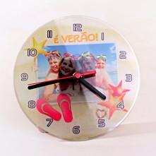 Relógio de Vidro